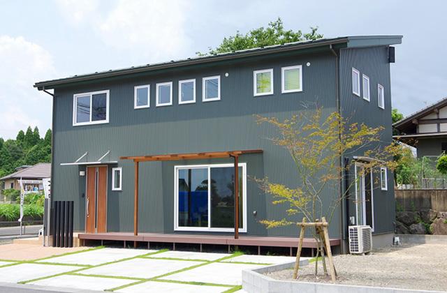丸和建設 川上町モデルハウス「機能性・デザイン性・周辺環境・コストパフォーマンスに満足できる家」(鹿児島市)