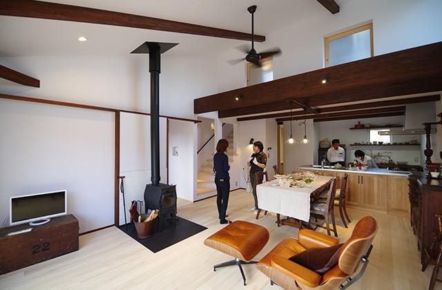 LDK MZ様邸 | 建築実例 | 鹿児島の建築設計事務所 建築工房惠