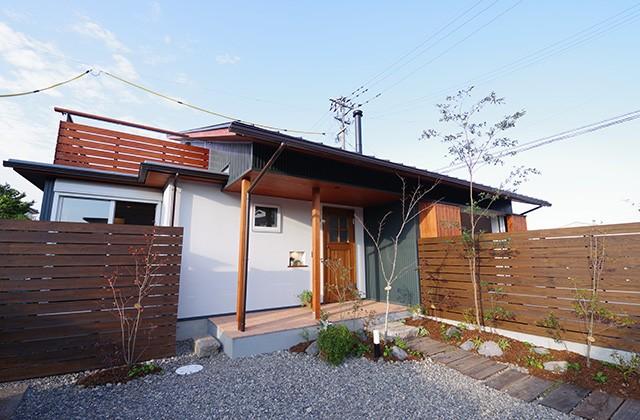 住まい手 × 職人 × 建築家で創る自然の恵みの優しさに包まれて暮らす家
