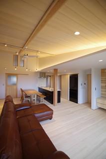 LDK MN様邸 | 建築実例 | 鹿児島の建築設計事務所 建築工房惠