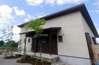 外観 MN様邸 | 建築実例 | 鹿児島の建築設計事務所 建築工房惠