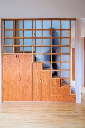 階段 - 「ひかりを導く住まい」(鹿児島市) - ベガハウスの建築事例