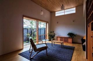 リビング - 「ひかりを導く住まい」(鹿児島市) - ベガハウスの建築事例