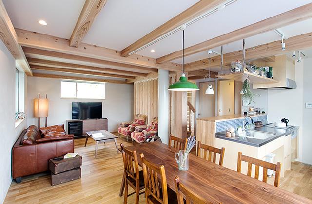 ヤマサハウス MOOK HOUSE 桜ヶ丘ビュータウンモデルハウス02