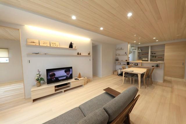 健康的に暮らすために室内の空気環境にこだわったもみの木の家