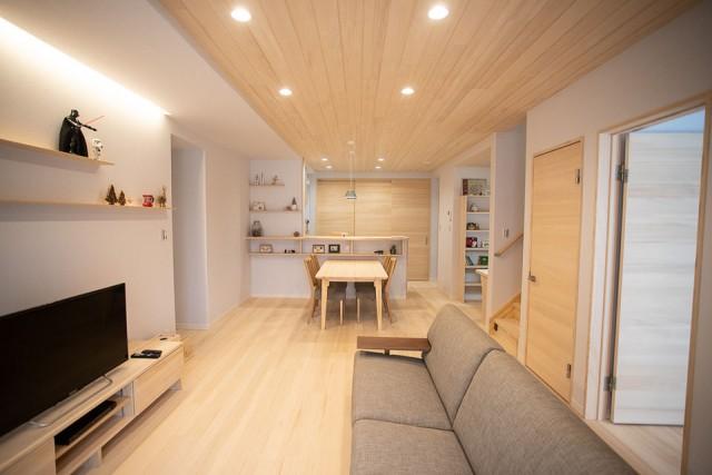 LDK - 姶良市モデルハウス もみの木ハウスのモデルL