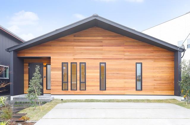 トータルハウジング 平松モデルハウスII c-flex「自然とみんなが集う『お家時間』を楽しめる平屋」(姶良市)