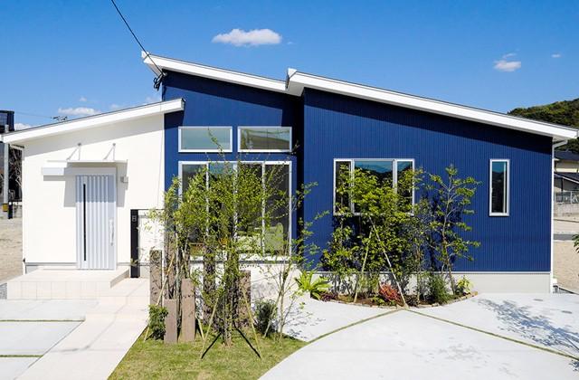 トータルハウジング 猪鹿倉モデルハウス C-flex「合理的なフルカスタム住宅」(日置市)