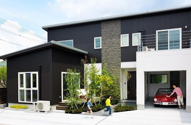 トータルハウジング 石谷モデルハウスII G-cube