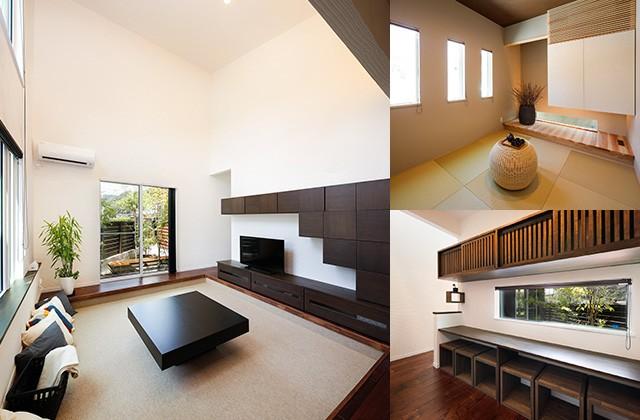 山田モデルハウスIII J-modern 平屋の家