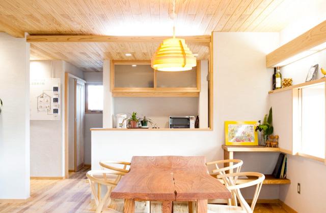 住まいず 霧島市 泊まれるモデルハウス 五季の家