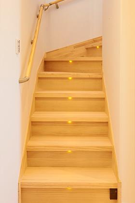 階段 - もみの木ハウス・かごしま