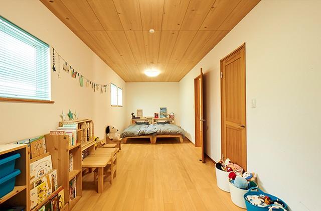 子供室 - もみの木ハウス・かごしま