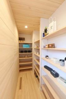 収納 - もみの木ハウス・かごしま 建築事例