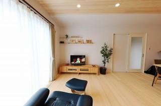 リビング - もみの木ハウス・かごしま 建築事例