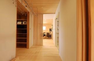 洗濯物干し場 - もみの木ハウス・かごしま 建築事例