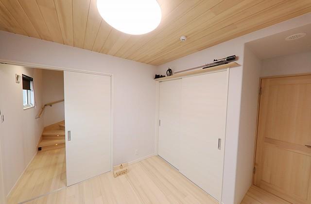 寝室 - もみの木ハウス・かごしま 建築事例
