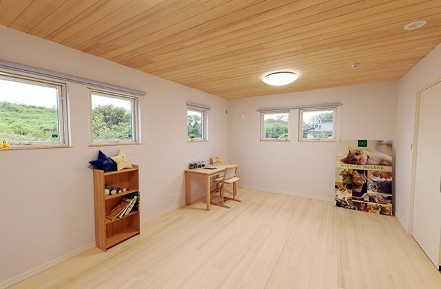子供部屋 - もみの木ハウス・かごしま 建築事例