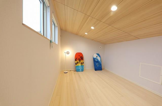 小屋裏部屋 - もみの木ハウス・かごしま 建築事例