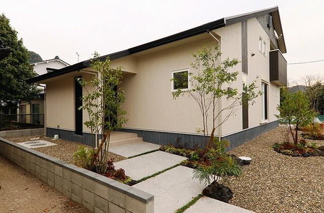 外観 - もみの木ハウス・かごしま 建築事例