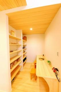 スタディスペース - もみの木ハウス・かごしま 建築事例