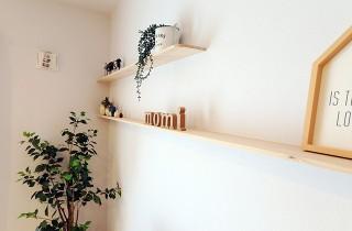 飾り棚 - もみの木ハウス・かごしま 建築事例