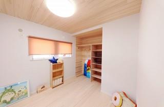 子ども部屋 - もみの木ハウス・かごしま 建築事例