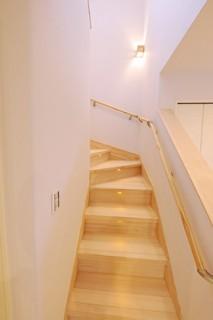 階段 - もみの木ハウス・かごしま 建築事例