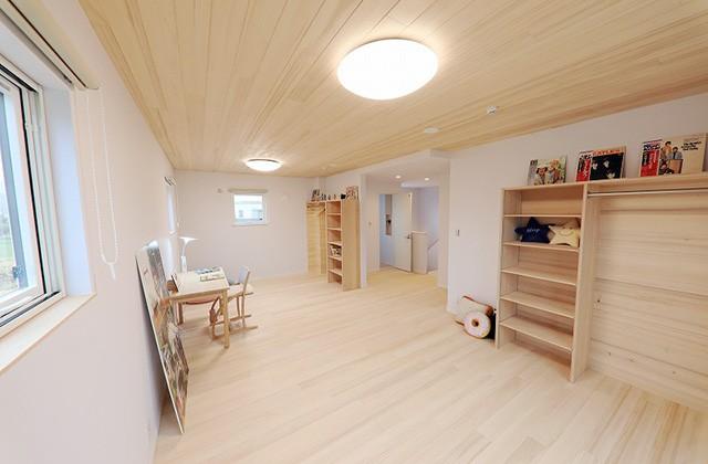 子ども室 - もみの木ハウス・かごしま 建築事例