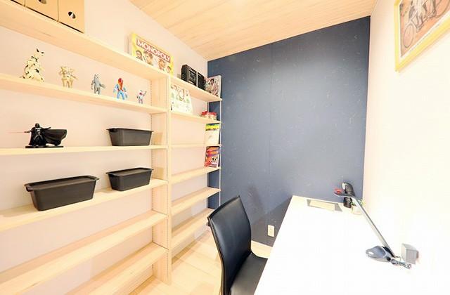 書斎 - もみの木ハウス・かごしま 建築事例