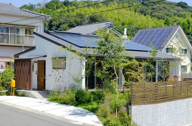外観 - 開放的な空間で四季を感じられる理想の平屋 - 建築実例 - MOOK HOUSE