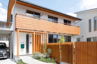 外観 - 自然とつながる開放的かつ快適な2階建ての家 - 建築実例 - MOOK HOUSE