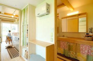 家事動線 - 木のぬくもりが安らぎを生み出すオープンな住まい - 建築実例 - MOOK HOUSE