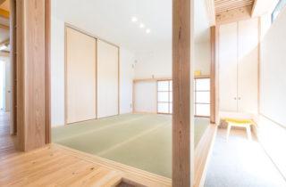 土間玄関 - のびやかな眺望から桜島を愉しむ住まい - 建築実例 - MOOK HOUSE