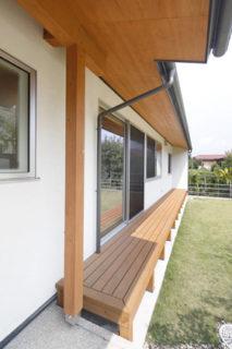 ウッドデッキ - 木の香りとぬくもり、家族の気配が伝わる住まい - 建築実例 - MOOK HOUSE