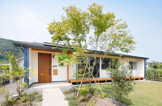 外観 - 木の香りとぬくもり、家族の気配が伝わる住まい - 建築実例 - MOOK HOUSE