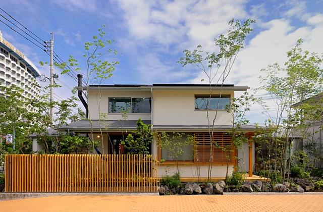 MOOK HOUSE 南日本ハウジングプラザ「家で過ごす毎日が大好きになるMOOK HOUSEの繋がる家」(鹿児島市)
