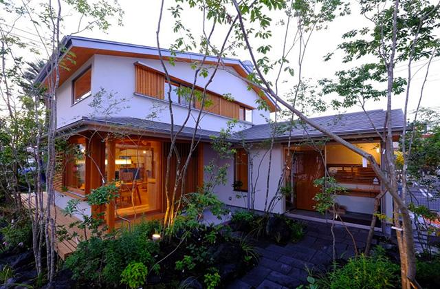 外観 - 南日本ハウジングプラザ「家で過ごす毎日が大好きになるMOOK HOUSEの繋がる家」(鹿児島市)