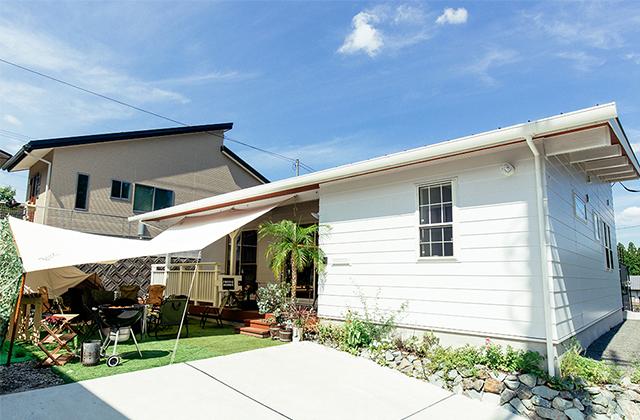 妙円寺COVACOモデルハウス「周りの自然景観に溶け込む平屋のコテージ」創造ホーム