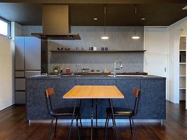 オープンハウス原田町のお家「機能性・デザイン性を両立した家」(薩摩川内市)-中池組