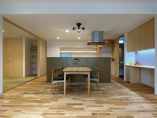 オープンハウス宮内町のお家「木造平屋、全館空調システムの家」(薩摩川内市) -中池組