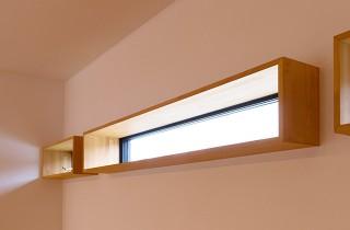 窓 - 建築事例 中池組 色々な素材を使用したカタログハウス