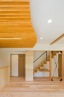 キッチン天井 - 建築事例 中池組 楽しいご夫婦が暮らす優しくてかっこいい家