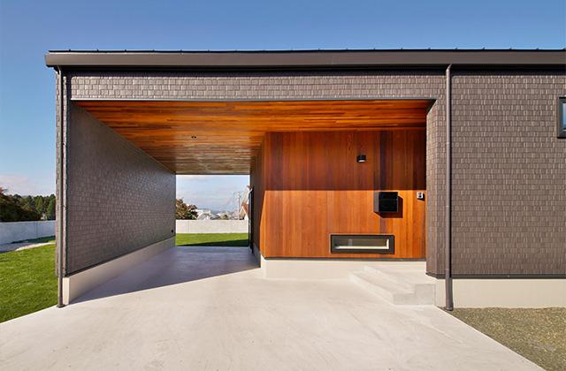 外観 - シンプルなデザインの中にセンスが光る家 - 建築事例 - 中池組