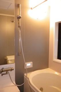 成尾建設/R+house鹿児島中央 建築事例 バスルーム