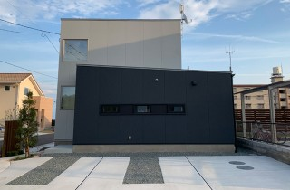 成尾建設/R+house鹿児島中央 建築事例  外観