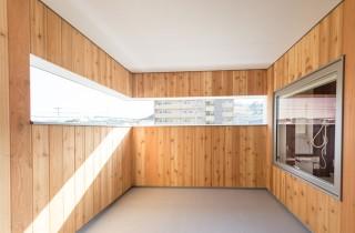 インナーバルコニー - 施工事例 - 成尾建設/R+house鹿児島中央