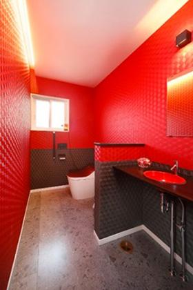ロイヤルホーム 建築事例 トイレ