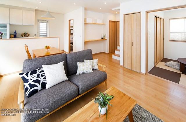 ロイヤルホーム 建築事例 2020年のZEHを先取り 暮らしやすさにこだわった家