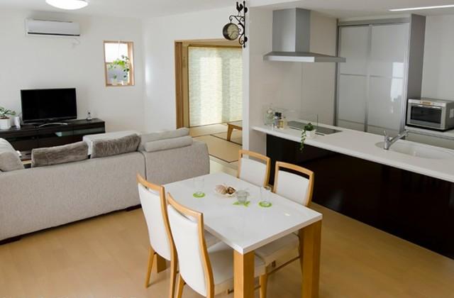 ロイヤルホーム 建築事例 家族を守る最高水準の耐震性を備えた長期優良住宅